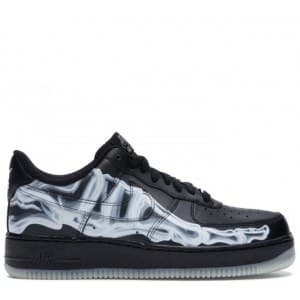 Nike Air Force Skeleton чёрные (41-45) Арт-13901
