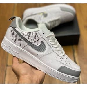 Nike Air Force white & grey (41-45) Арт-13905