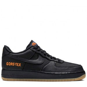 Nike Air Force 1 Gore Tex Black (41-45) Арт-14002