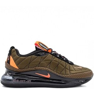 Nike Air Max MX-720-818 Brown & Orange (40-45) Арт-14027