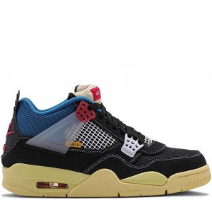Nike Air Jordan 4 Retro x Union LA