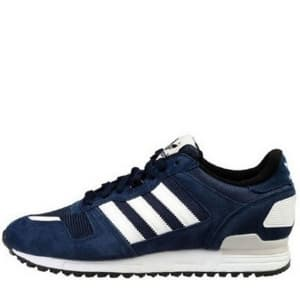 Adidas ZX 750 Dark Blue and White (40-44) Арт-11501