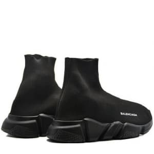 Кроссовки Balenciaga Speed Trainer Black (36-45) Арт-218BA