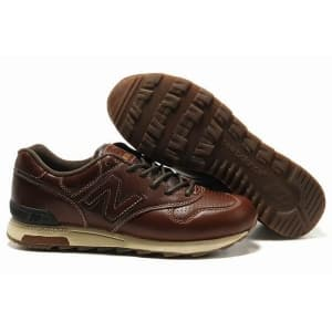 New Balance 1400 Brown Leather (40-44) Арт-1950