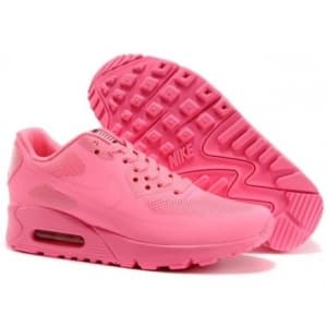 Nike Air Max 90 Hyperfuse Розовые (36-40) Арт-2950