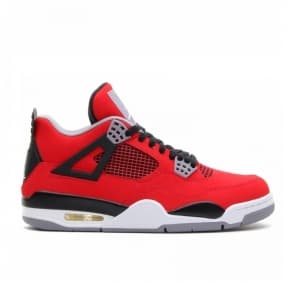 Nike Air Jordan IV Retro Красные (41-45) Арт-4650