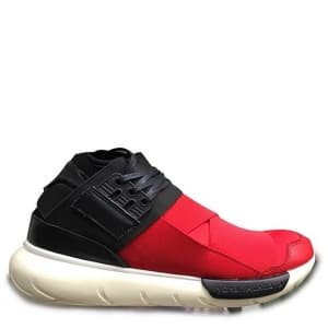 Adidas Y-3 Qasa Racer High Red/Black (41-45) Арт-10801