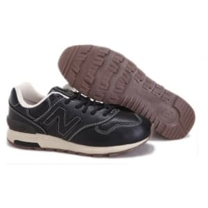 New Balance 1400 Black Leather (40-44) Арт-1951